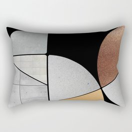 Golden Ratio Rectangular Pillow