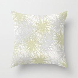 Silver or Gold Throw Pillow