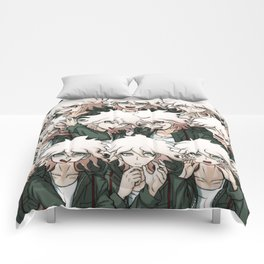 Nagito Komaeda Comforters