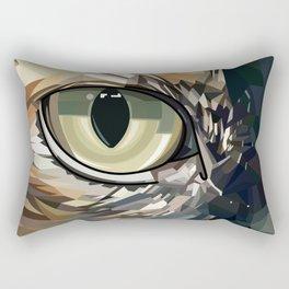 Stevie Cat Rectangular Pillow