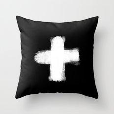 cross Throw Pillow