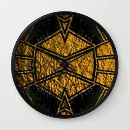 Geometric #715 Wall Clock