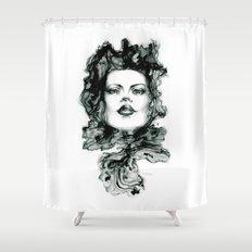 Muon Shower Curtain