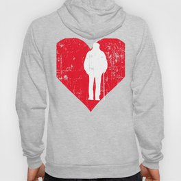 A Heart For Grandpas - Grandparent Shirt Hoody