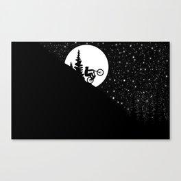 MTB Stars Canvas Print