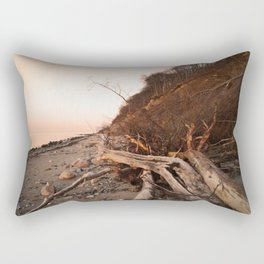 down by the seaside Rectangular Pillow