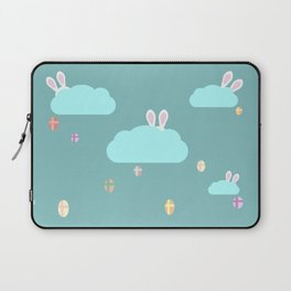 Easter town Laptop Sleeve