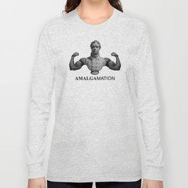 Amalgamation #1 Long Sleeve T-shirt