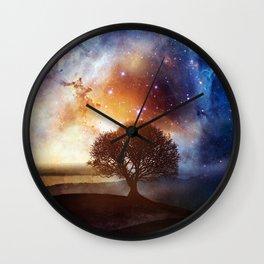 Wish You Were Here (Chapter III) Wall Clock