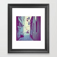 Venice #3 Framed Art Print