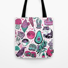 Basic Witch II Tote Bag