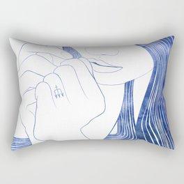 Nereid XXIX Rectangular Pillow