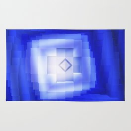 1 Shape With Its Own Center of Reality Rug