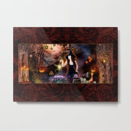 Be Witchy Metal Print