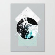 Geometric Textures 2 Canvas Print