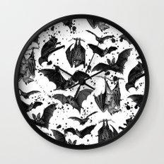 BATS II Wall Clock