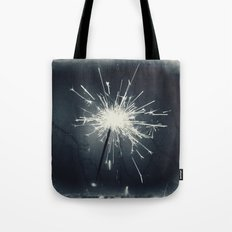 Spark Tote Bag
