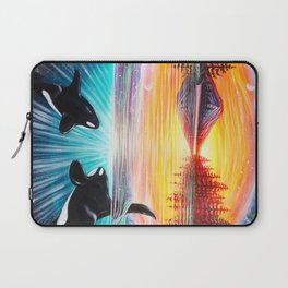 Orca Love Laptop Sleeve