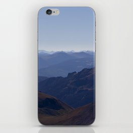 Mountain Morning iPhone Skin