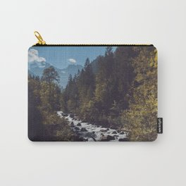 Blausee, Switzerland Carry-All Pouch