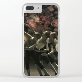 The Dancers Clear iPhone Case