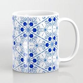 Delft Pattern 2 Coffee Mug