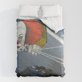 Tricky Situation No.5 Comforters