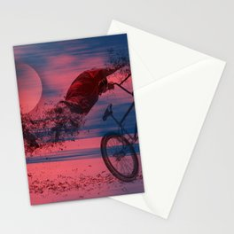 abstarct art Stationery Cards