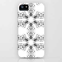 They're coming outta the goddamn walls 2 iPhone Case
