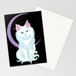 SpaceKat Stationery Cards