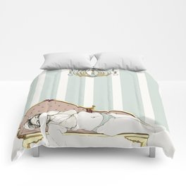 Chaise longue Comforters