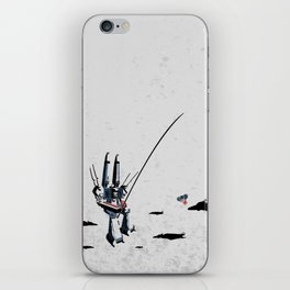 Super Downtime Fortress iPhone Skin