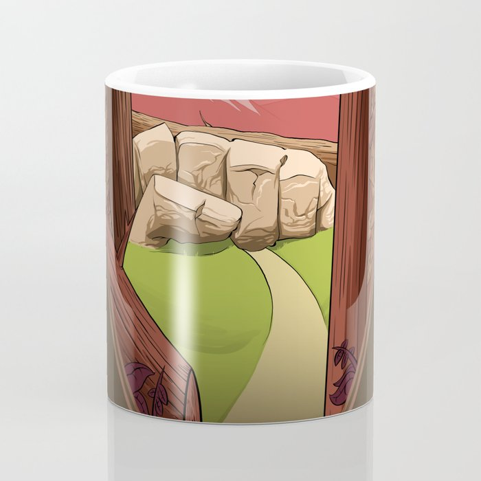 Educate, Protect, Resist Coffee Mug