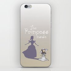 The Princess Inside iPhone & iPod Skin