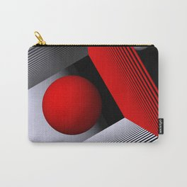 3D-geometry -1- Carry-All Pouch