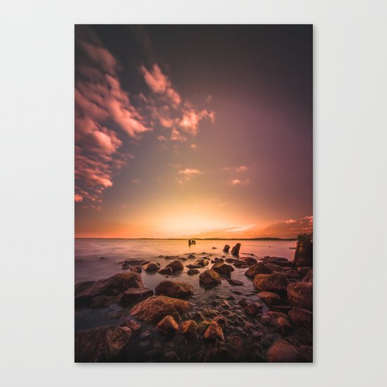I dream of you Canvas Print