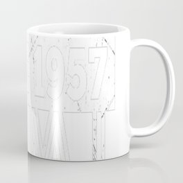 Twins-Since-1957---60th-Birthday-Gifts Coffee Mug