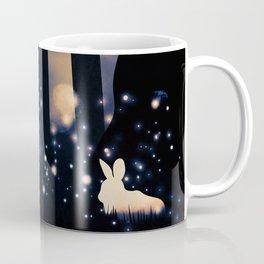MOONLIGHT BUNNIES Coffee Mug