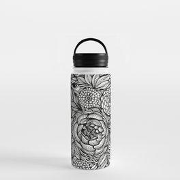 Peony Fascination Water Bottle