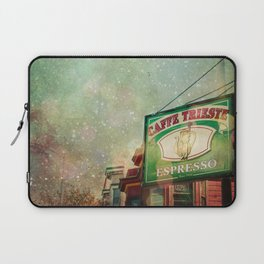 Caffe Trieste Laptop Sleeve