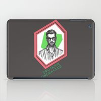 kevin russ iPad Cases featuring Kevin Baird by AnimatedWhale