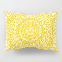 Sunshine-Yellow Pillow Sham