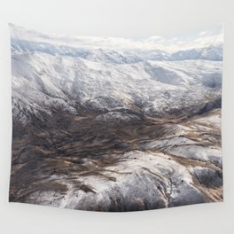 The Remarkables Wall Tapestry