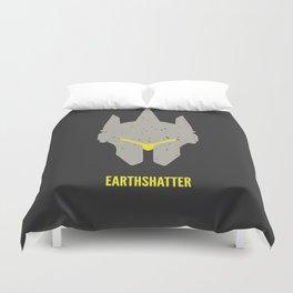 Earthshatter Duvet Cover