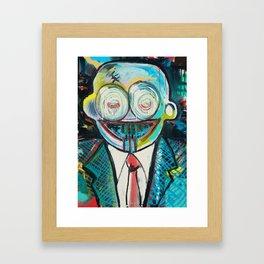 Dusthead Framed Art Print