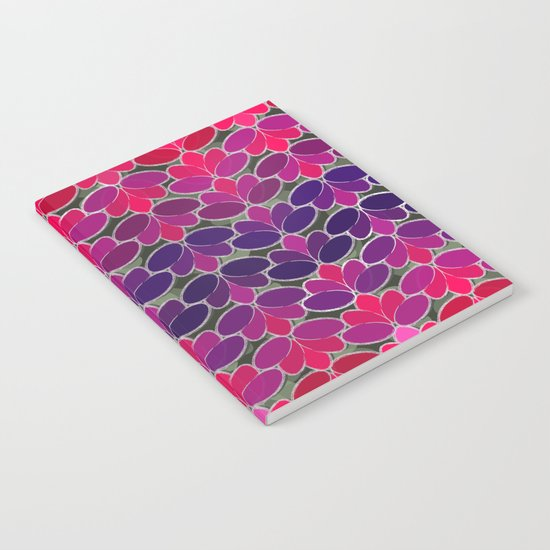 Penelope Pattern Notebook