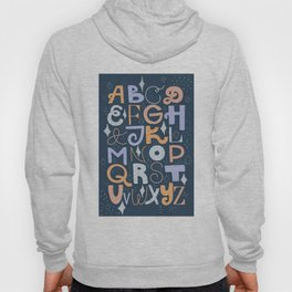 ABC poster for kids Hoody