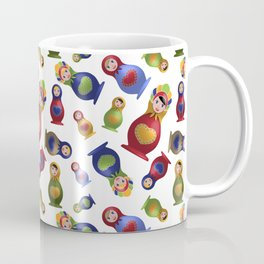Matryoshka Coffee Mug
