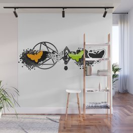 Hollow Fly Wall Mural