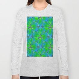 Flower Sketch 5 Long Sleeve T-shirt